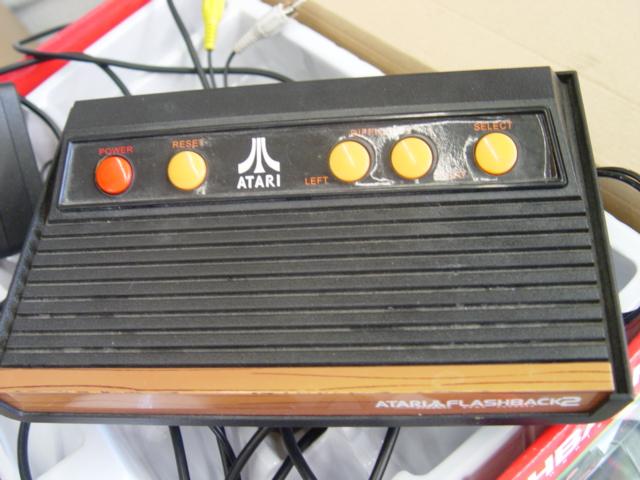 An Atari Flashback console.