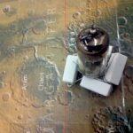 A broken rover.