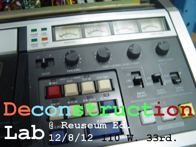 Deconstruction Lab