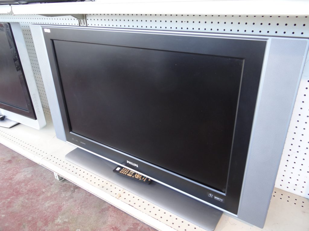The third TV for sale.