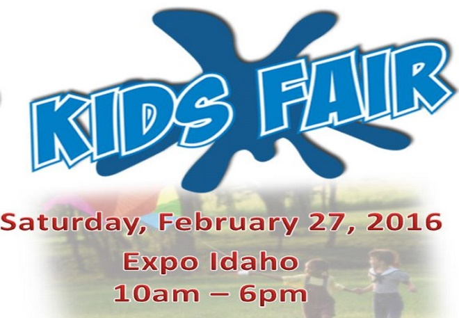 Kids fair poster.