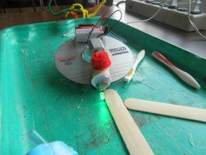 A junk Drawer Robot.
