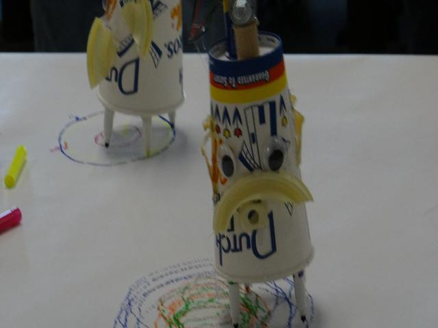 Attack of the Doodle Bots!